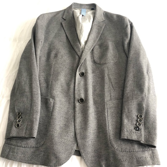Faconnable Other - Men's Faconnable gray blazer